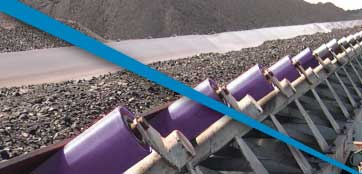 Conveyor Idlers and Rollers